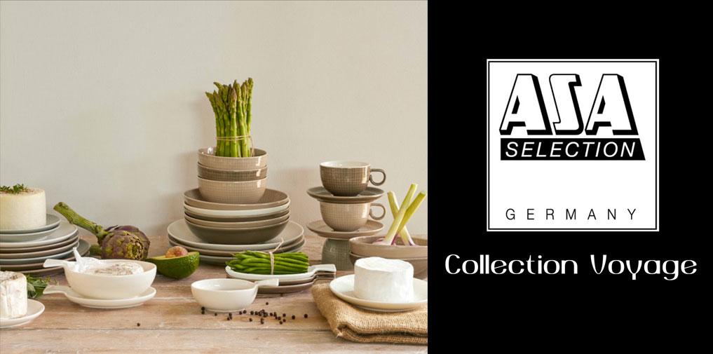 ASA Sélection – Collection voyage