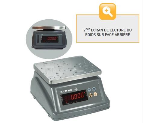 BALANCE ELECTRONIQUE 06KG 2G SM6