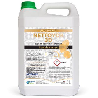 NETTOYOR PAMPLEMOUSSE 5L