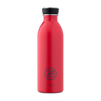BOT1020 - URBAN BOUTEILLE 500ML HOT RED