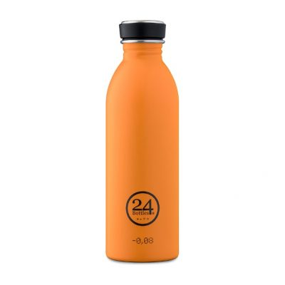 BOT1024 - URBAN BOUTEILLE 500ML ORANGE
