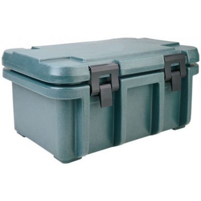CONTAINER ISOTHERME GN1/1 UPC180 39L VERT CAMBRO