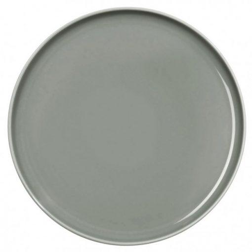 COLIBRI GRIS ASSIETTE PLATE D200MM - ASA-Selection