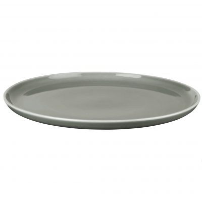 COLIBRI GRIS ASSIETTE PLATE D265MM - ASA-Selection