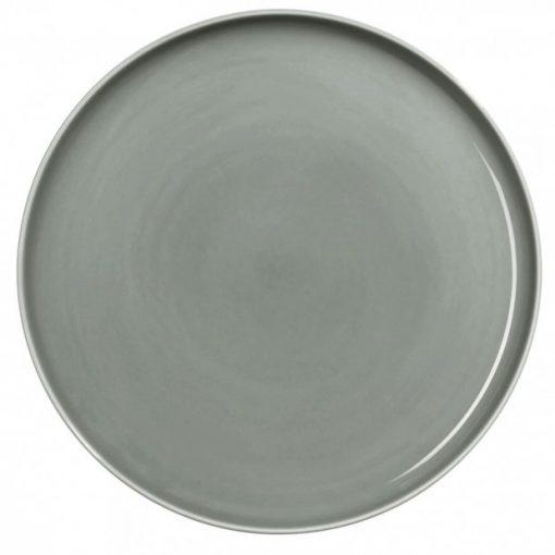 COLIBRI GRIS ASSIETTE PLATE D265MM - ASA-Selection
