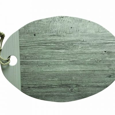 FJORD PLANCHE A PARTAGER OVALE MELAMINE 370X260MM