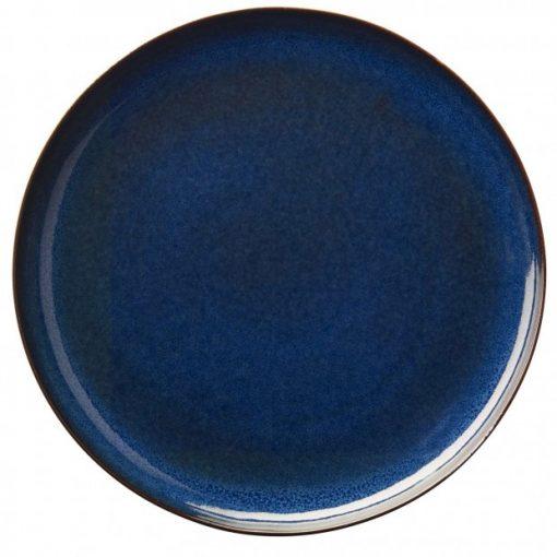 SAISONS MIDNIGHT BLUE ASSIETTE DE PRESENTATION D310MM - ASA-Selection