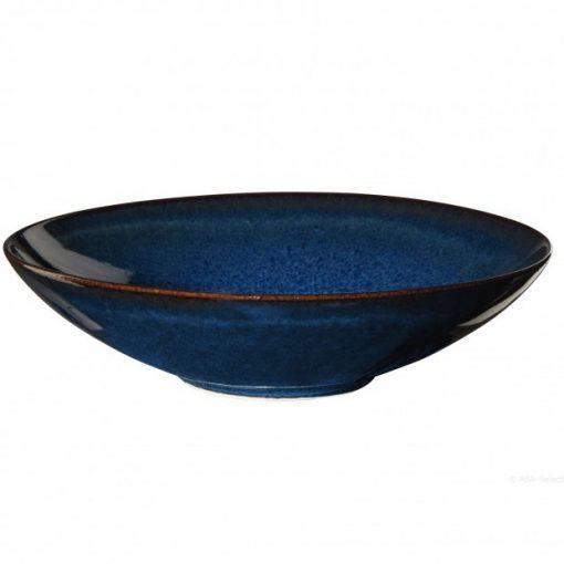 SAISONS MIDNIGHT BLUE ASSIETTE GOURMET D230MM - ASA-Selection