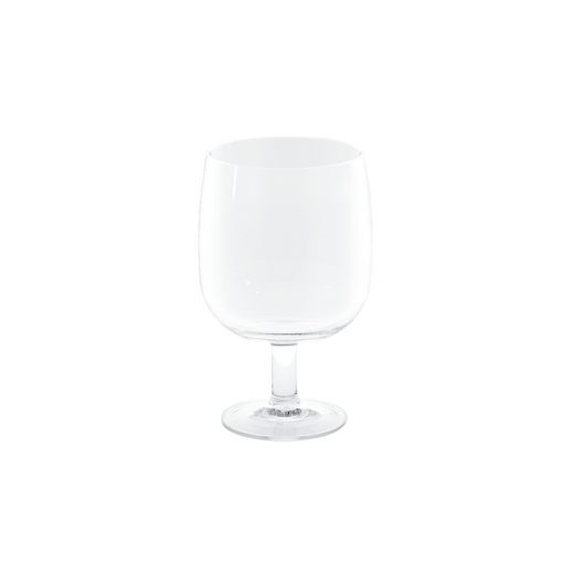 STACKY VERRE A PIED EMPILABLE 25CL TRANSPARENT