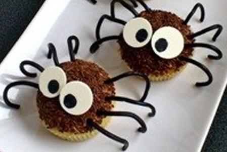 Recette: Cupcake Spécial HALLOWEEN