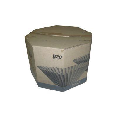 FILTRE B20 - BOITE DE 250