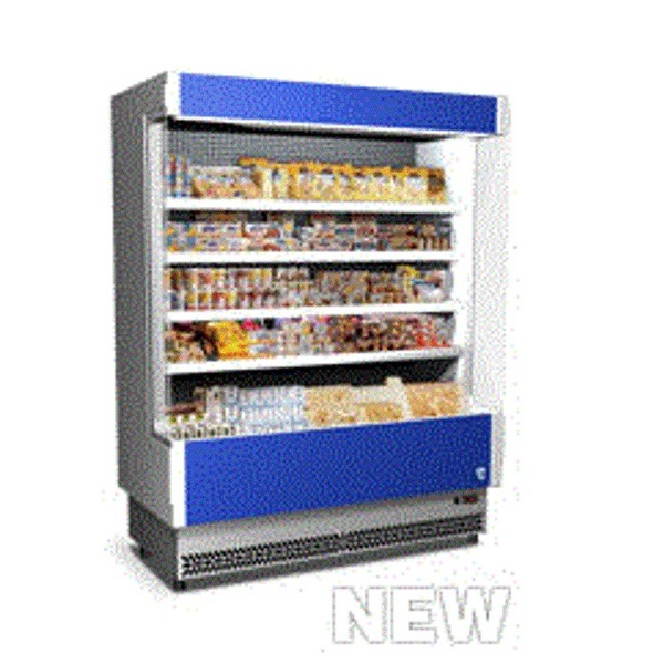 VITRINE MURALE POSITIVE BLEU L1500 SPEED 80/150