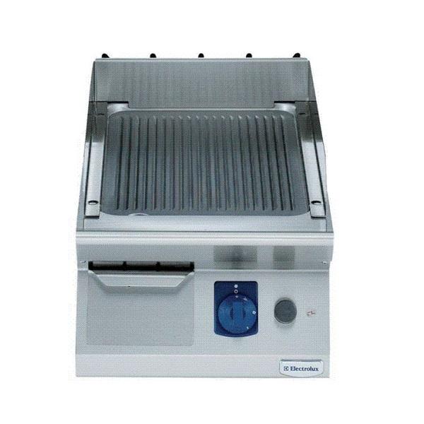 S700HP FRY-TOP GAZ LISSE CHROME 400MM QRG400C