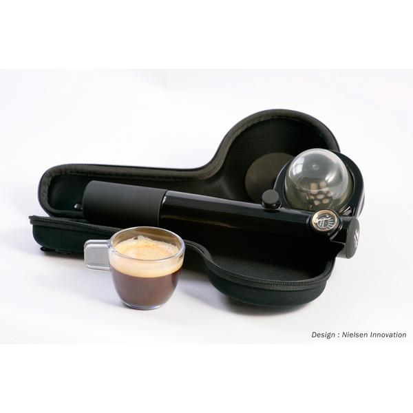 HANDPRESSO MACHINE A CAFE NOIR DOSETTE