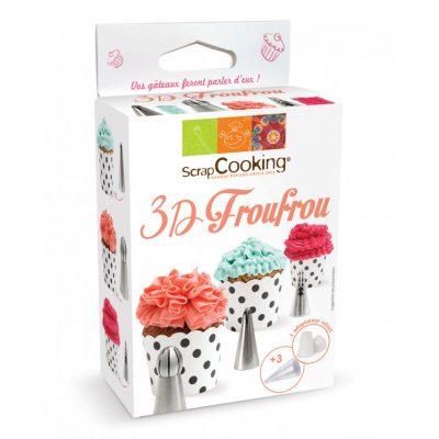 KIT DOUILLES 3D FROUFROU