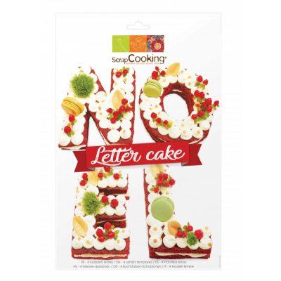 LETTER CAKE NOEL
