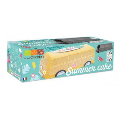 KIT VAN SUMMER CAKE
