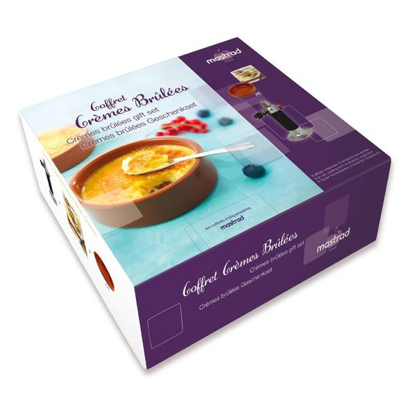 COFFRET CREME BRULEE TRADITION