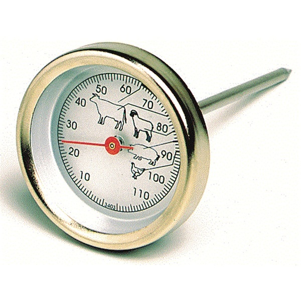 THERMO-SONDE A CADRAN 0°C A +120°C