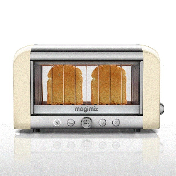 TOASTER VISION IVOIRE