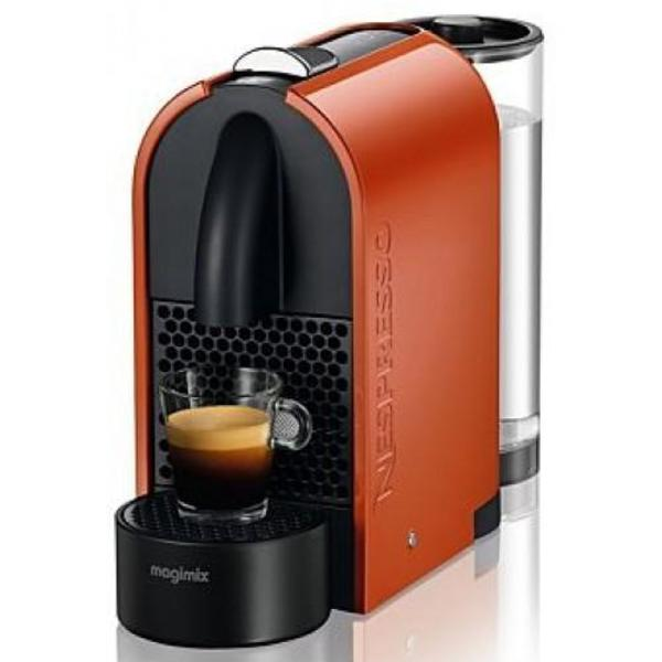 MACHINE NESPRESSO EXPRESSO M130 AUTOMATIQUE U ORANGE