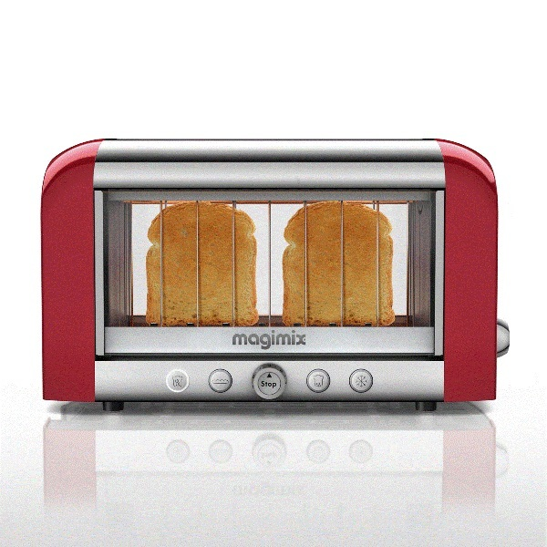 TOASTER VISION ROUGE