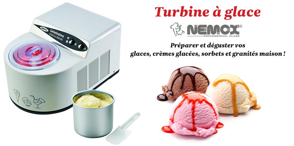 Turbine à glace NEMOX