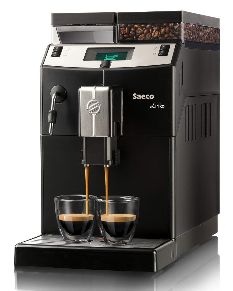 Une machine à café à grains compacte pour un vrai espresso au bureau