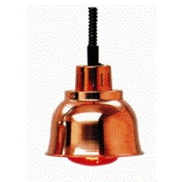 LAMPE INFRA-ROUGE PRESTIGE CUIVREE ROUGE