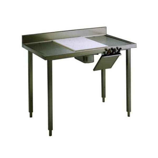 TABLE DE DECOUPE VIANDE TLC1810P A/DOSSERET
