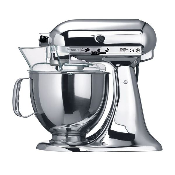 BATTEUR MELANGEUR KITCHEN AID K5S CHROME