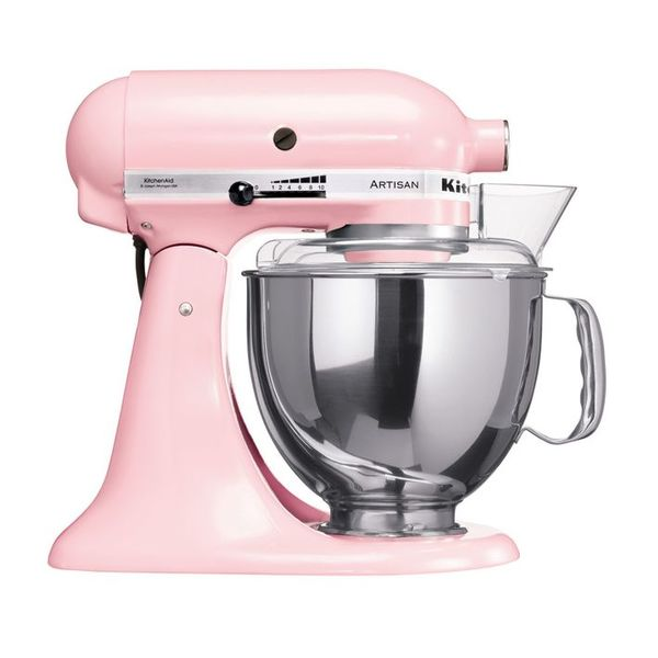 BATTEUR MELANGEUR KITCHEN AID K5S ROSE