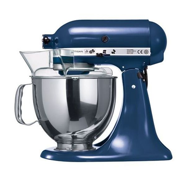 BATTEUR MELANGEUR KITCHEN AID K5S BLEU AVIATEUR