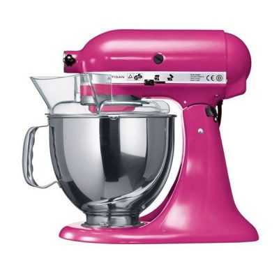 BATTEUR MELANGEUR KITCHEN AID K5S FUSCHIA