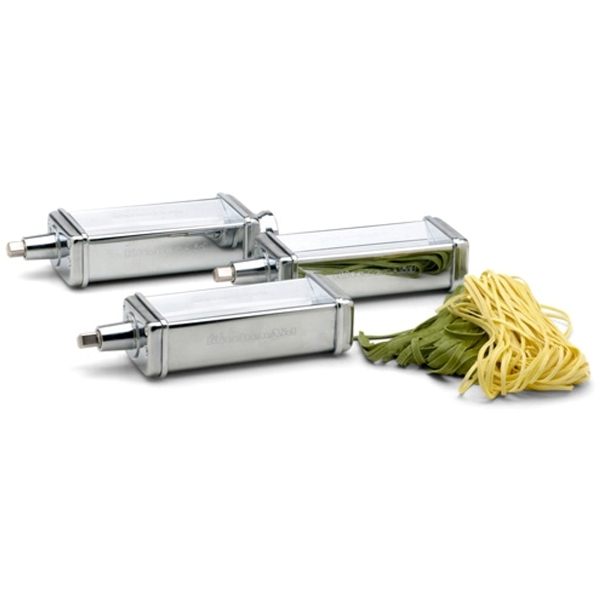 KITCHEN AID SET DE 3 ROULEAUX A PATES INOX